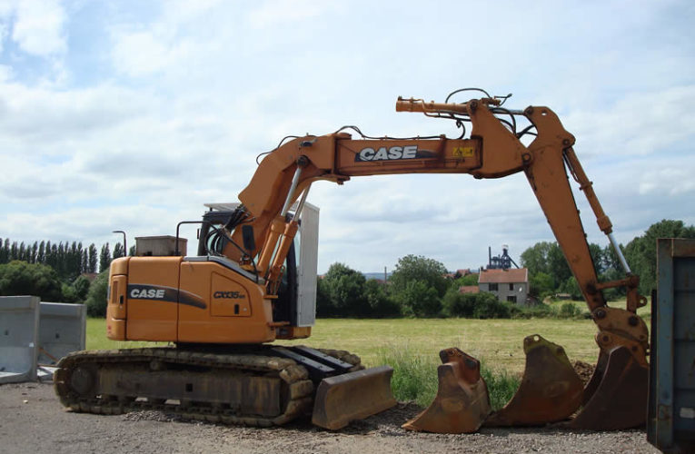Looking for a Backhoe Loader for Sale? Here's Why You Should Consider Case